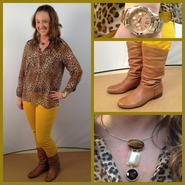 Fun Friday Outfit!