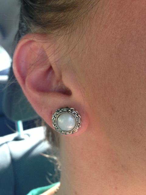 6.12.13 earrings